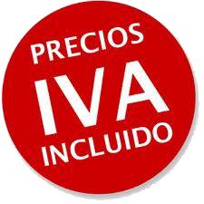 Precios con IVA incluido Casas de Madera MNVEEK