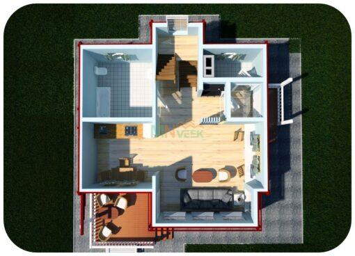 Casa_entramado_ligero_de_madera_modelo_Reus_163m2_Plano_3D_1_mnveek